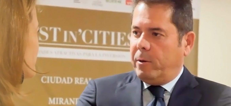 """Gerardo Cuerva: """"IIC quiere cambiar el tradicional flujo de la inversión"""""""