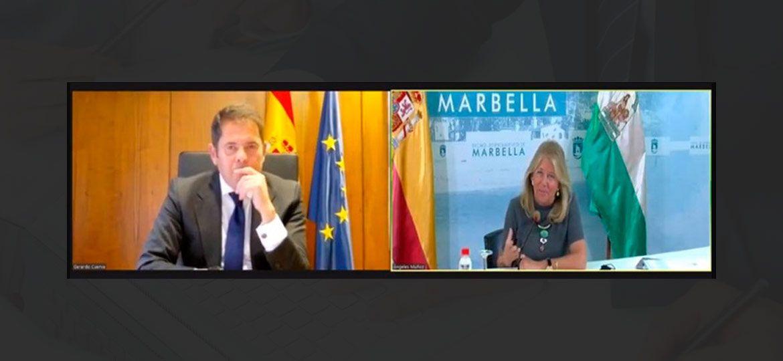 Marbella se posiciona como una ciudad de futuro en el foro Invest in Cities