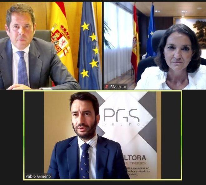La-ministra-de-Industria_-Comercio-y-Turismo_-Reyes-Maroto-junto-al-presidente-de-CEPYME_-Gerardo-Cu-1024x594