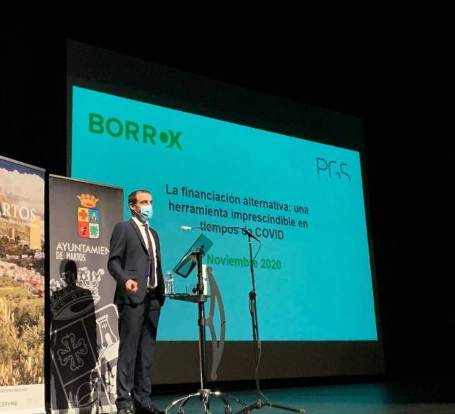 Ponencia-sobre-vías-de-financiación-alternativa-a-cargo-de-Borrox-Finance-1024x768