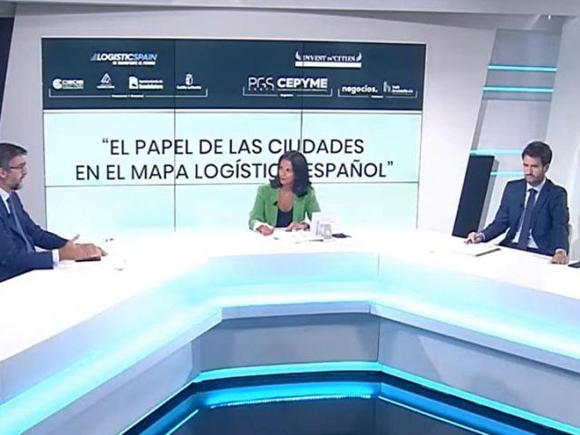 Foro de ciudades logísticas de España